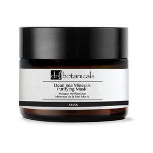 Hydratačná pleťová maska Dr. Botanicals DB Dead Sea Minerals Ultra-Hydrating, 50 ml
