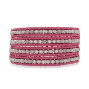 Náramok Pink Crystals