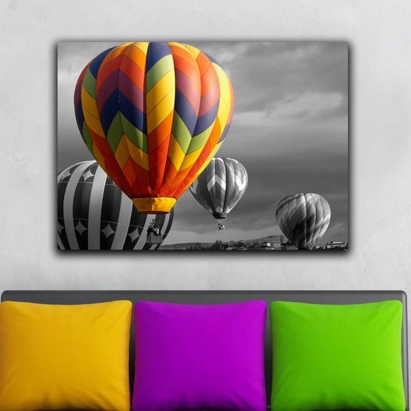 Obraz V oblakoch, 45x70 cm