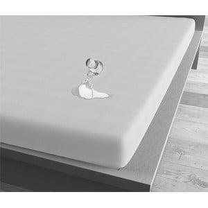 Biela vodoodolná plachta Sleeptime, 180×200 cm