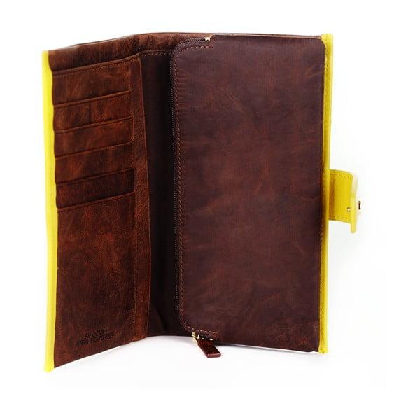 Kožená peňaženka Rovigo Puccini