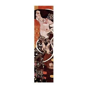 Reprodukcia obrazu Gustav Klimt - Judith, 90x40cm