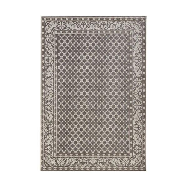 Koberec vhodný do exteriéru Royal 115x165 cm, sivý