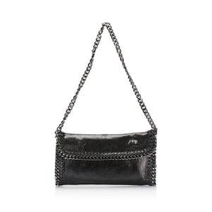 Kožená kabelka Markese 132 Black