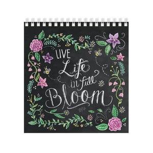 Stolový kalendár Portico Designs Lily & Val