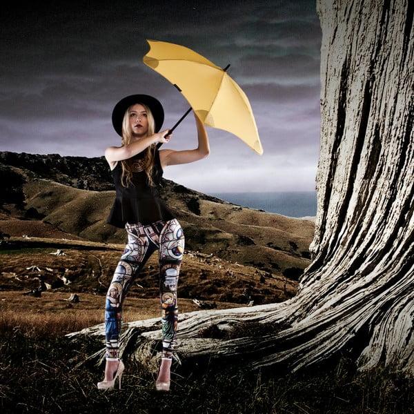 Vysoko odolný dáždnik Blunt Mini 97 cm, tmavomodrý
