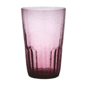 Fialový pohár Kinto Dew, 420 ml