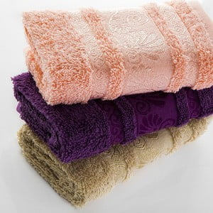 Sada 3 uterákov Carmen V2, 30x50 cm