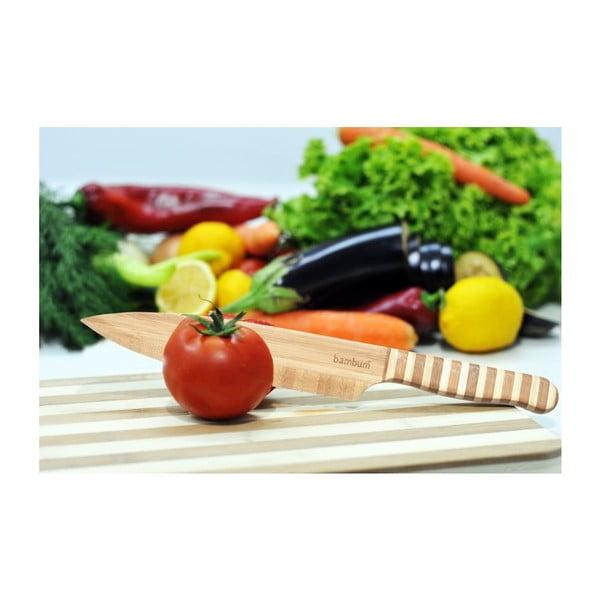 Bambusový nôž na zeleninu Bambum Salad