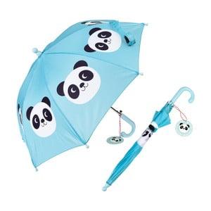 Modrý dáždnik Rex London Miko the Panda