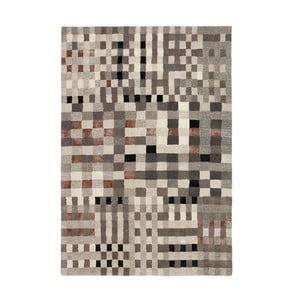 Vlnený koberec Jason Grey, 170x240 cm