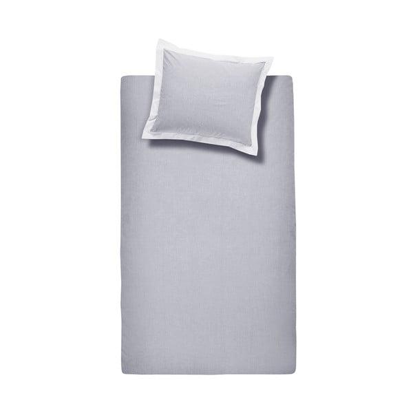Obliečky Purify Grey, 140x200 cm