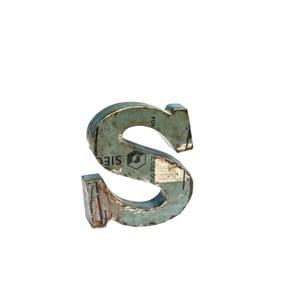 Písmeno Alfabeto S