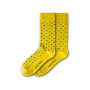 Sada 2 párov ponožiek Black&Parker London Sunny, vel. 37 - 43