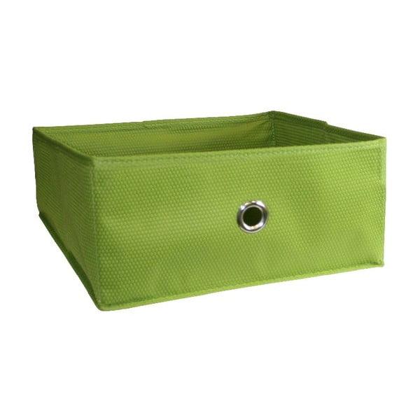Úložný box Ordinett Halfkos Green