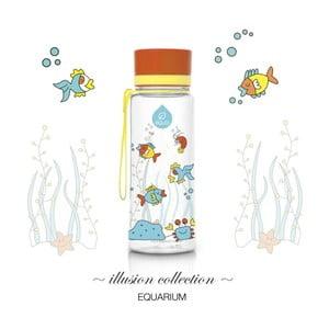 Plastová fľaša Equa Equarium, 0,6 l