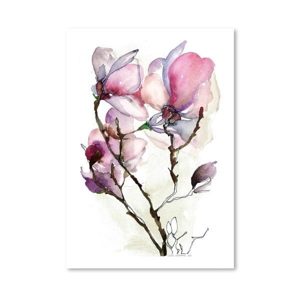Plagát Magnolia III, 30×42cm