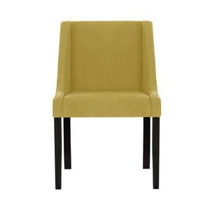Žltá jedálenská stolička Guy Laroche Home Creativity