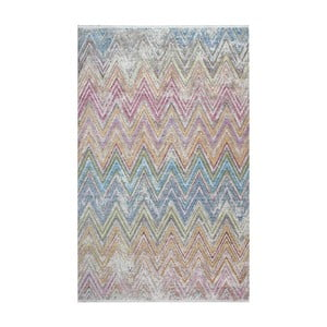 Behúň Eco Rugs Ziggy Rainbow, 80×300 cm