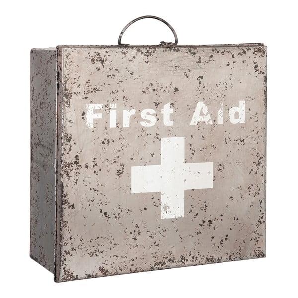 Box prvej pomoci Grey
