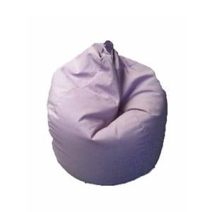 Svetlofialový sedací vak Evergreen Houso Trendy