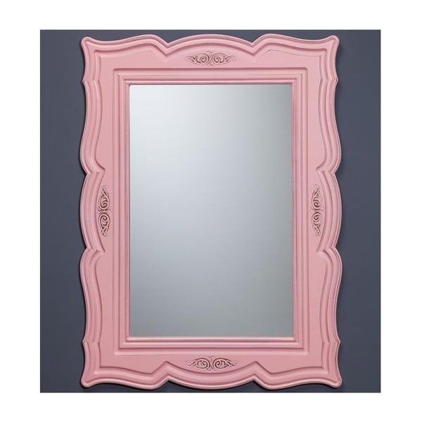 Nástenné zrkadlo Country Pink