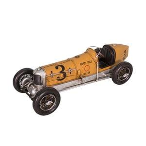 Dekoratívne pretekárske auto Antic Line Voiture De Šport
