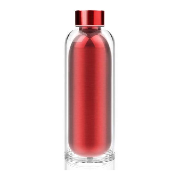 Termoska Escape The Bottle, červená