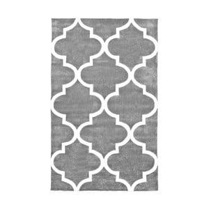 Ručne tuftovaný koberec nuLOOM State Grey, 106 x 168 cm