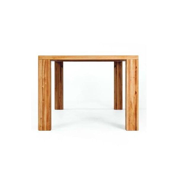 Stôl z jelšového dreva Mazzivo Linia 43.1, 200 x 100 cm