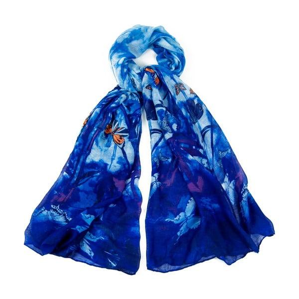 Šatka Ines Blue