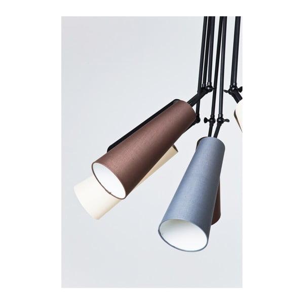 Závesné svietidlo s 10 tienidlami Kare Design Speaker