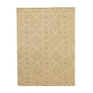 Ručne tkaný koberec Kilim Karuna, 120x180cm