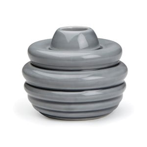 Sivý svietnik Kähler Design Cono