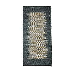 Kožený koberec Simla Natural, 170 × 130 cm