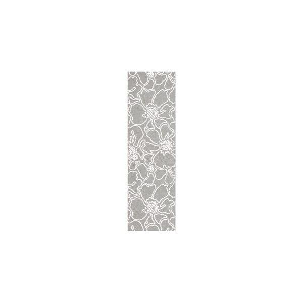 Vysoko odolný obojstranný koberec Flou V12, 60x160 cm