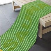 Osuška Sauna Green, 180x70 cm