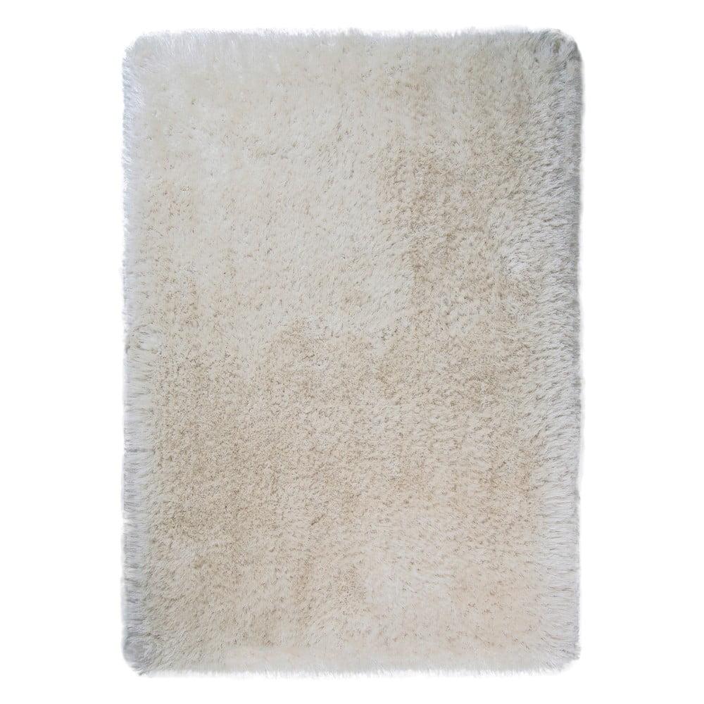 Biely koberec Pearl 120 × 170 cm