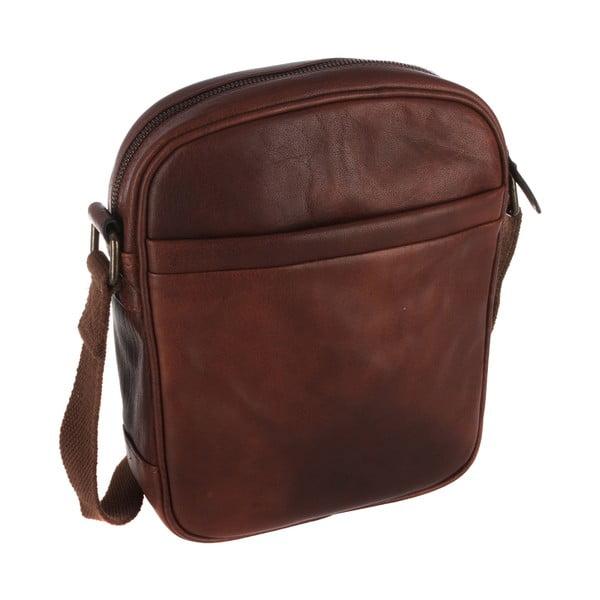 Unisex kožená taška Grange Vintage Treacle