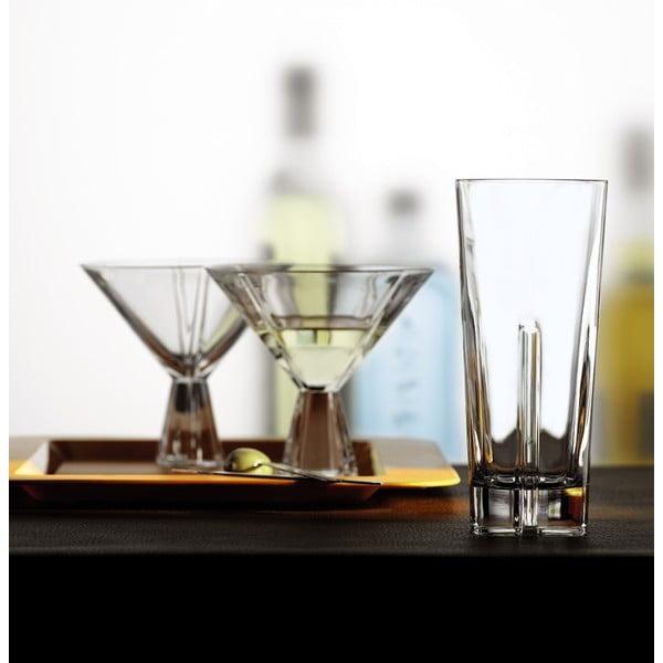 Sada 6 koktejlových pohárov Havana
