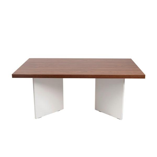 Konferenčný stolík v dekóre orechového dreva TemaHome Marbella