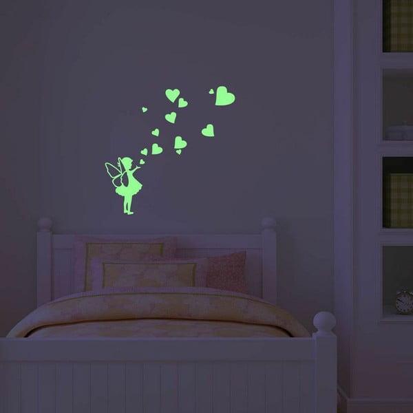 Samolepka svietiaca v tme Ambiance Little Fairy Tale