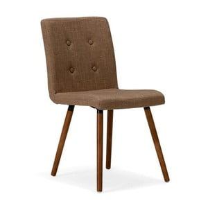 Hnedá stolička SOB Arana
