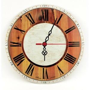 Nástenné hodiny 1853, 30 cm