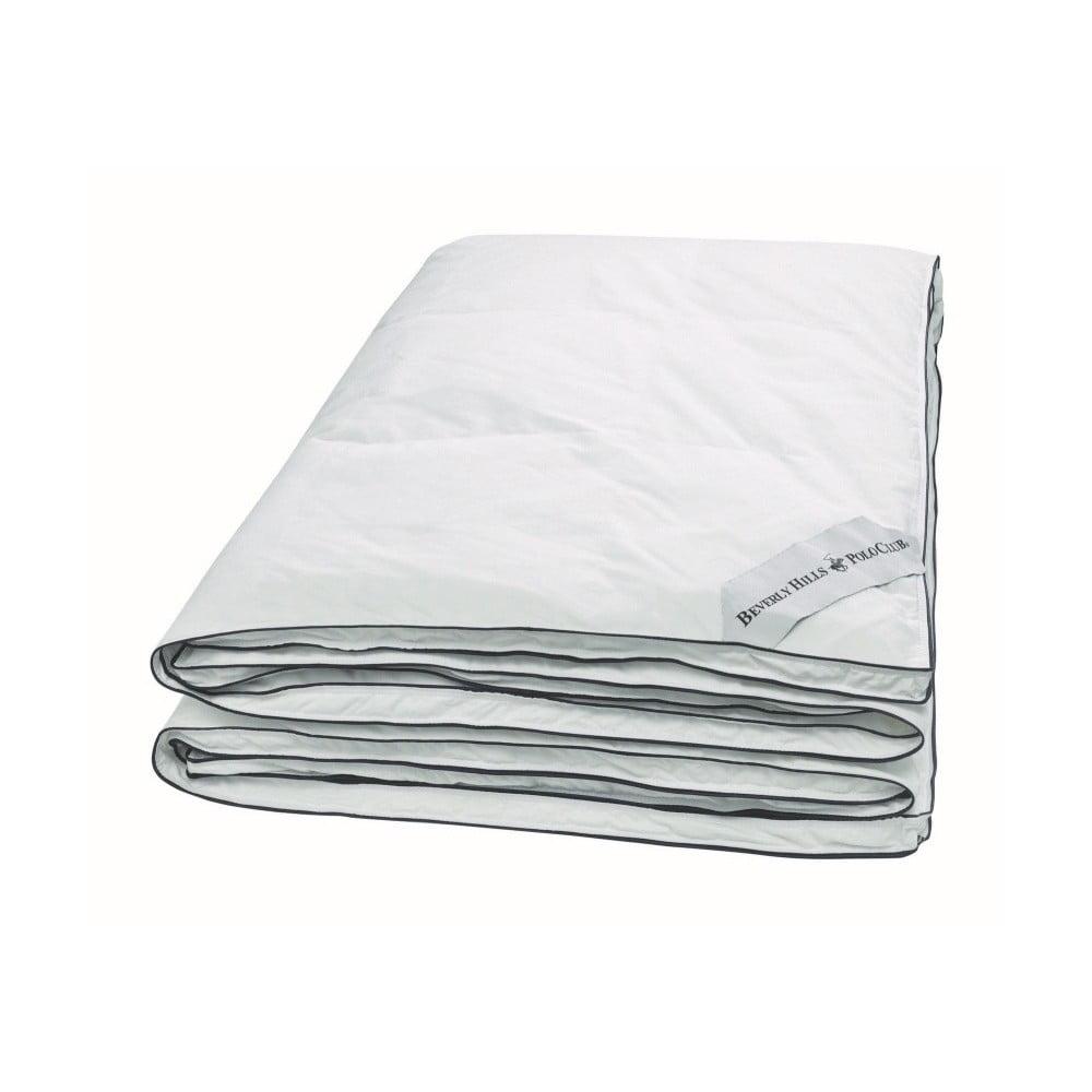 Prikrývka na dvojlôžko BHPC Martha, 155×215 cm S touto prikrývkou sa budete tešiť do postele ešte viac.