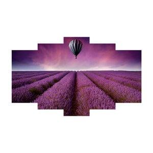 5-dielny obraz Provence