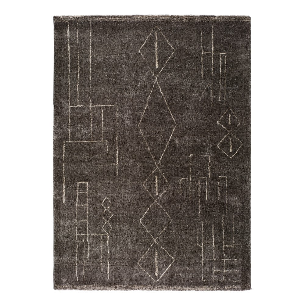 Sivý koberec Universal Moana Freo, 135 x 190 cm