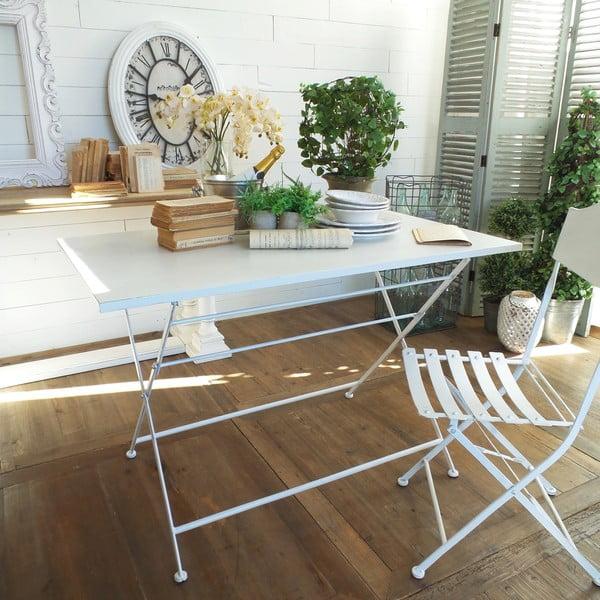 Skladací stolík White Garden XL