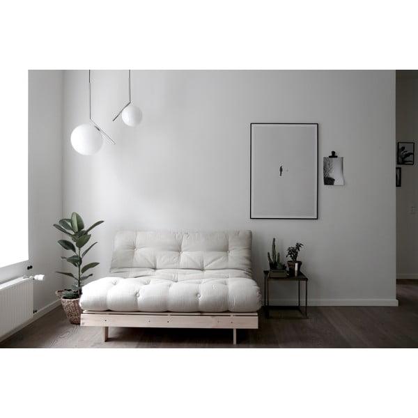 Variabilná pohovka Karup Design Roots Raw/Light Grey