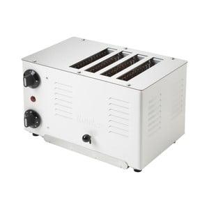 Dizajnový toaster Rowlett Rutlands Four, White